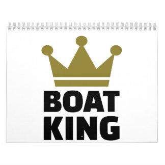 Boat King Calendar
