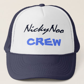 Boat Name Template + Crew Cap