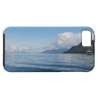 Boat near Auke Bay, Alaska iPhone SE/5/5s Case