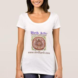 Boat neck Birth Arts International T T-Shirt