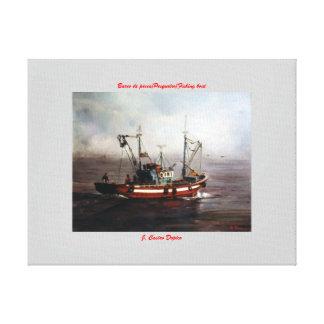 Boat of fishing/Pesqueiro/Fishing boat