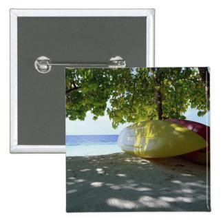 Boat Pinback Button
