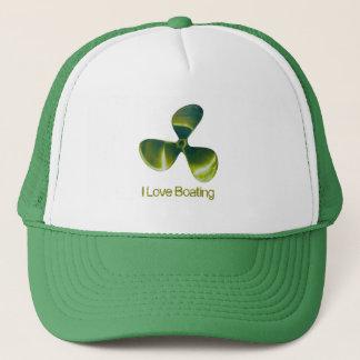 Boat Propeller Image for trucker-hat Trucker Hat