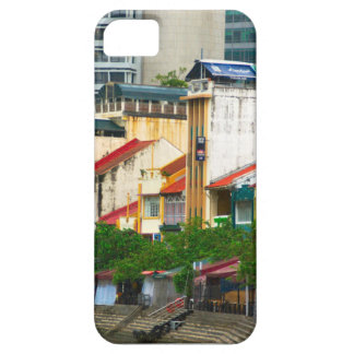 Boat Quay, Singapore iPhone 5 Covers