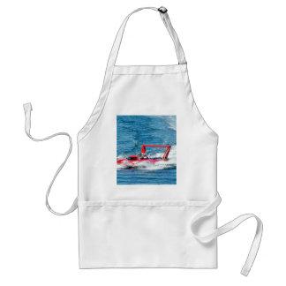 Boat Race Adult Apron