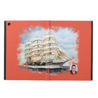 Boat race Cutty Sark/Cutty Sark Tall Ships' RACE Case For iPad Air