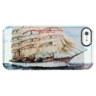 Boat race Cutty Sark/Cutty Sark Tall Ships' RACE Clear iPhone SE/5/5s Case