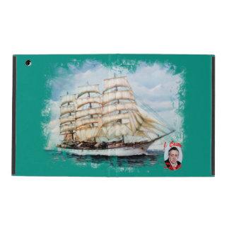 Boat race Cutty Sark/Cutty Sark Tall Ships' RACE iPad Folio Case