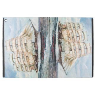 """Boat race Cutty Sark/Cutty Sark Tall Ships' RACE iPad Pro 12.9"""" Case"""