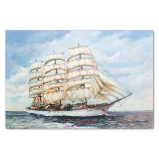 Boat race Cutty Sark/Cutty Sark Tall Ships' RACE Tissue Paper