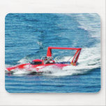 Boat Race Mouse Pad
