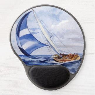 Boat race/Regatta Gel Mouse Pad
