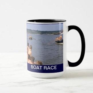 Boat Race, TS Arethusa Mug