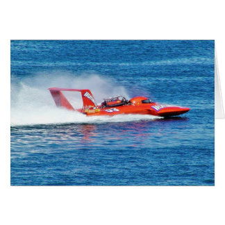 Boat Racing Cards