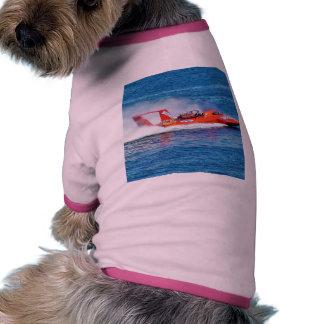 Boat Racing Pet Tshirt