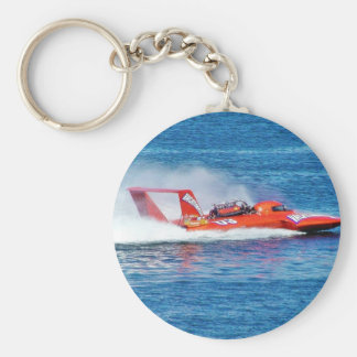 Boat Racing Keychains