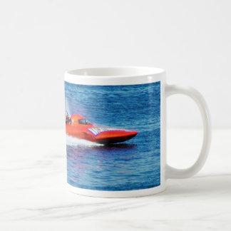 Boat Racing Coffee Mugs