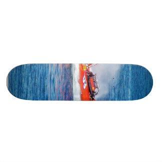 Boat Racing Skateboard Decks