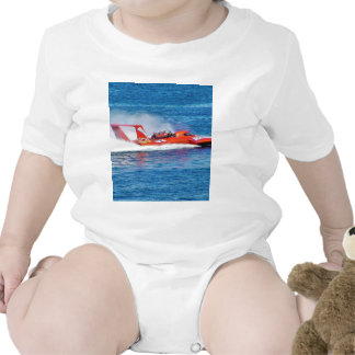 Boat Racing Baby Creeper