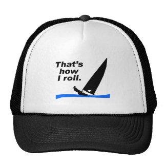 Boat Roll (Female) Trucker Hat
