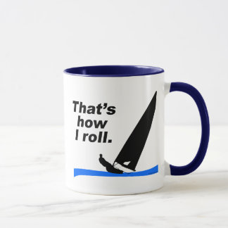 Boat Roll (Male) Mug