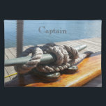 "Boat rope nautical placemat<br><div class=""desc"">Boat rope nautical gift</div>"