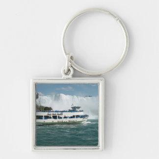 Boat Sail Lake Ontario Niagara River Fallsview fun Keychains