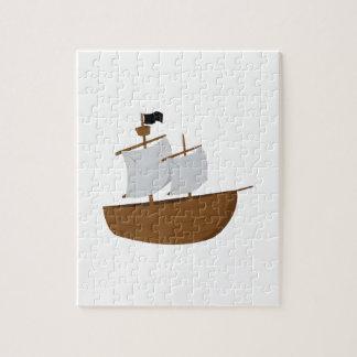 Boat Ship Puzzle