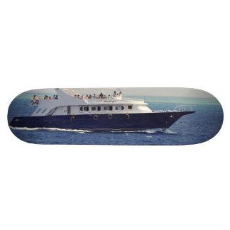 Boat Custom Skate Board