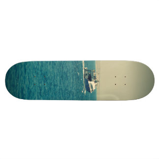 Boat Skate Deck