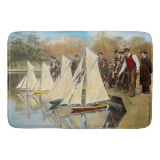 Boat - Sorry kids this ones mine 1910 Bathroom Mat
