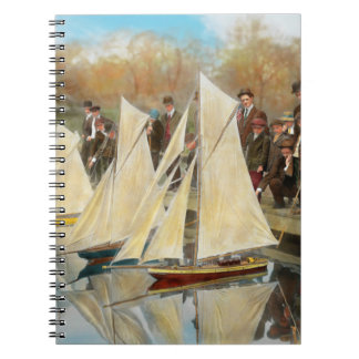 Boat - Sorry kids this ones mine 1910 Notebook