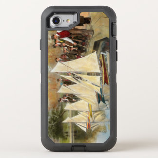 Boat - Sorry kids this ones mine 1910 OtterBox Defender iPhone 8/7 Case
