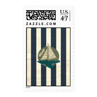 Boat Stamp