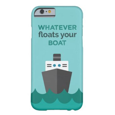 Boat Themed Phone Case