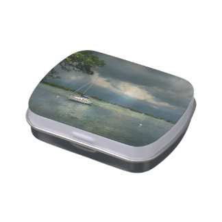 Boat - Tranquility before the storm Jelly Belly Tin