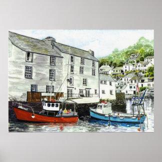 'Boat Trip' Print