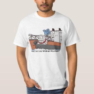 Boat watcher watchers T-Shirt
