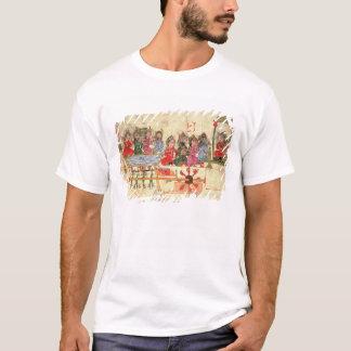 Boat with Automata, illustration T-Shirt