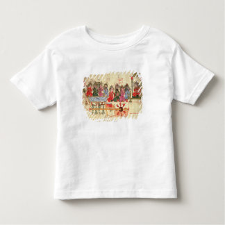 Boat with Automata, illustration Toddler T-shirt