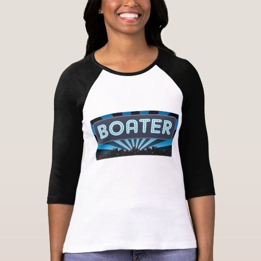 Boater Marquee T Shirt