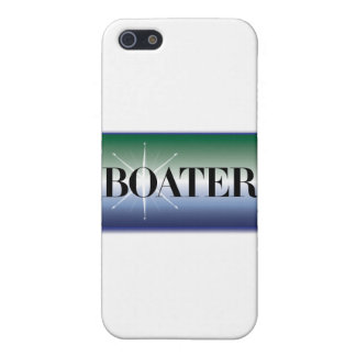 """""""Boater"""" - Nautical Design Case For iPhone SE/5/5s"""