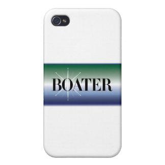 """Boater"" - Nautical Design iPhone 4 Case"