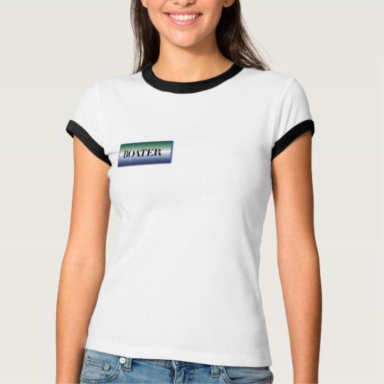 """Boater"" - Nautical Design T-Shirt"