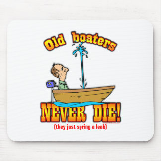 Boaters Mouse Pad
