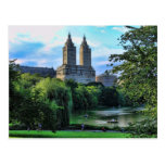 Boaters on the Central Park Lake, San Remo Post Cards