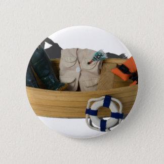 BoatFishingGearLifeVest012915.png Pinback Button