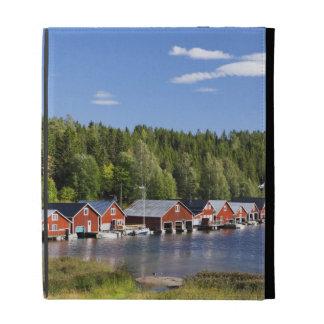 Boathouse at The High Coast iPad Folio Covers