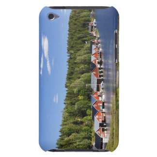 Boathouse at The High Coast iPod Touch Cases
