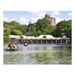 Boathouse del Central Park Fotografias